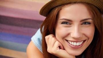Woman smiling | Cosmetic Dentist Gaithersburg MD