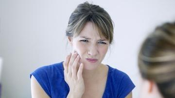 Woman in Dental Pain | Emergency Dental Care in Gaithersburg